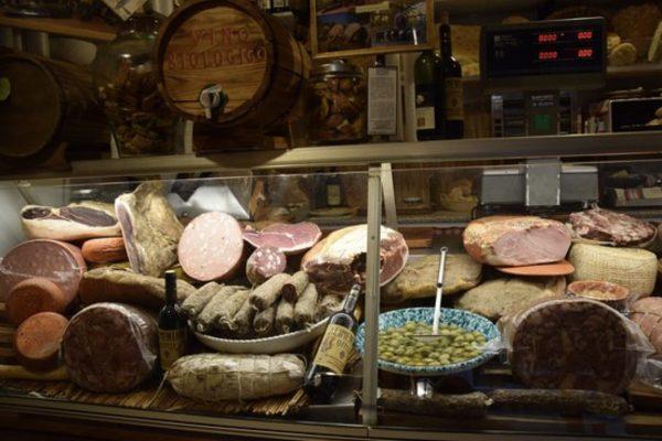 tuscan meal tour