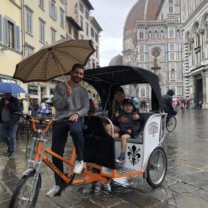 rickshaw tour book online